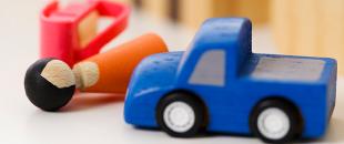 交通事故の対応のイメージ